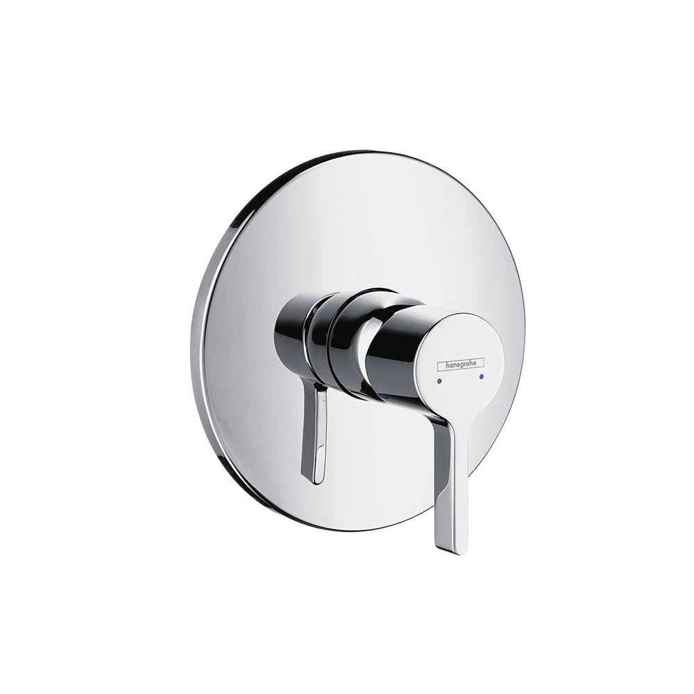 Hansgrohe Metris S single lever shower mixer for concealed ...